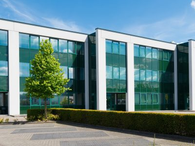 SuDS | The ECO-90™ used in the COMMERCIAL SECTOR